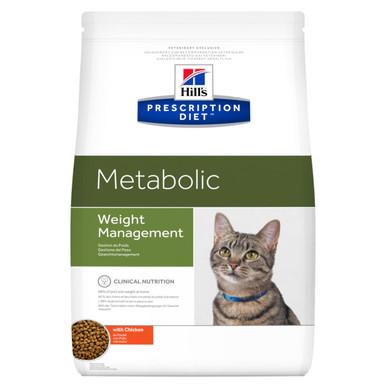 Prescription Diet Metabolic kattfoder med kyckling