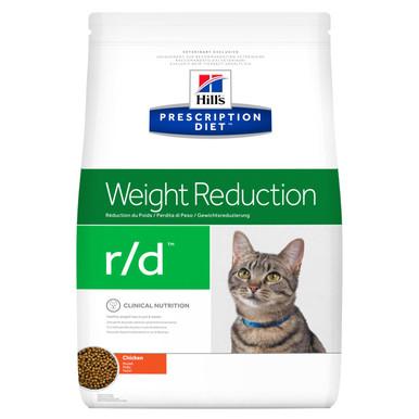 Prescription Diet r/d kattfoder med kyckling