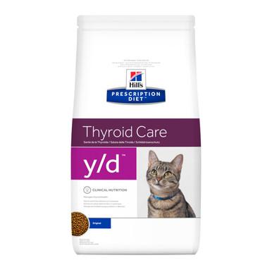 Prescription Diet y/d kattfoder