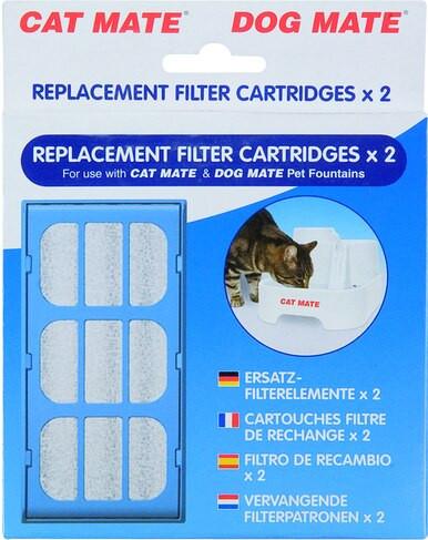 2-pack filter till vattenautomat 2 l