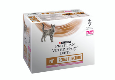 Veterinary Diets NF Renal Function Wet Salmon