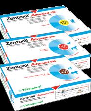 Zentonil Adv Tabletter