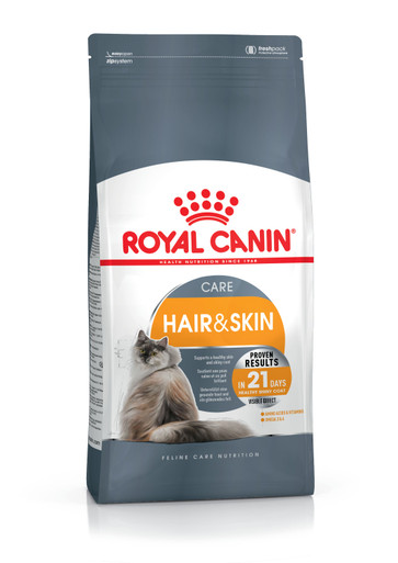 Hair & Skin Care Adult Torrfoder för katt