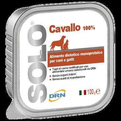 Solo Häst mono-proteinfoder