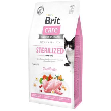 Sterilized Sensitive Cat