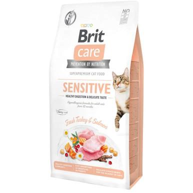 Sensitive Healthy Digestion & Delicate Taste Cat