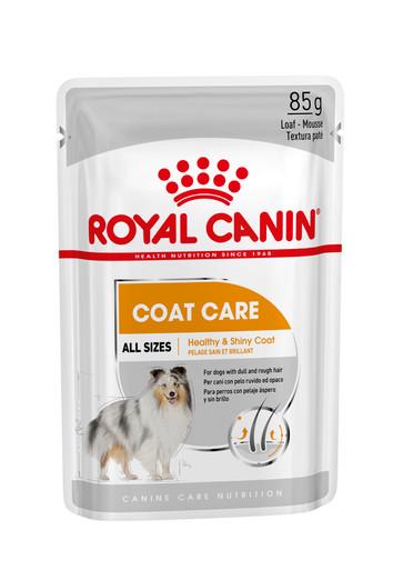 Coat Care Adult Våtfoder för hund