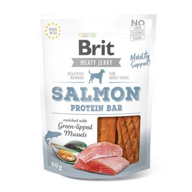 Jerky Snack, Salmon Protein Bar