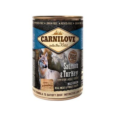 Wild Meat Salmon & Turkey, Våtfoder Hund