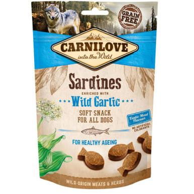Dog Semi Moist Sardines & Wild Garlic
