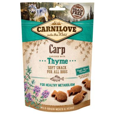 Dog Semi Moist Snack Carp & Thyme