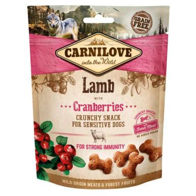 Dog Crunchy Snack Lamb & Cranberries