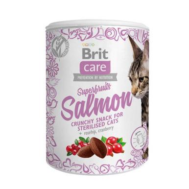 Cat Snack Superfruits Salmon