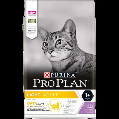 Cat Light Optilight Turkey & Rice