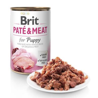 Paté & Meat Chicken & Turkey for Puppy