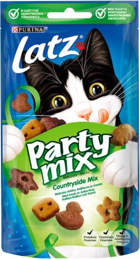 Kattgodis Party Mix Countryside