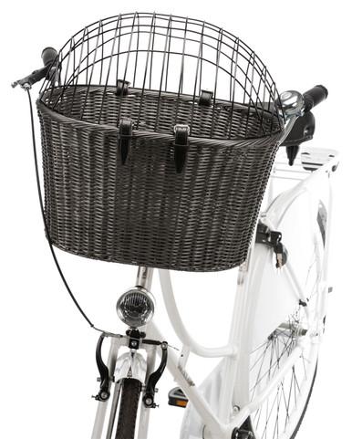 Cykelkorg med galler