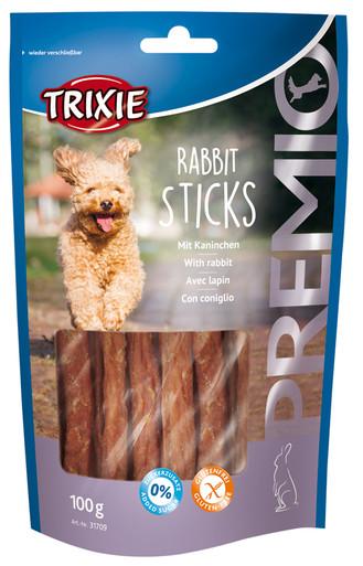 Rabbit Sticks för hund