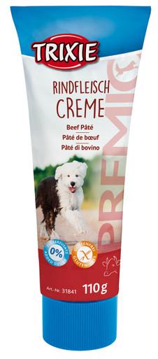 Beefpaté i tub för hund