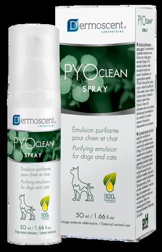 PYOclean® Spray för hund & katt