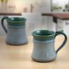 Classic Wide Base Pottery Mug