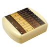 Wood Guitar Pick Caddy Box