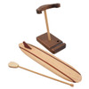 Hardwood Paddleboard Desktop Sculpture