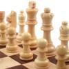 Hardwood Chess Board