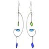 Kinetic Sculpture Inspired Earrings: Mini Mobiles