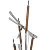 Cattails Flatware Garden Stake