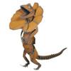Frilled Neck Lizard Large Metal Sculpture