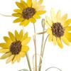 Wood Sunflowers Arrangement