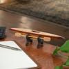 Hardwood Kayak Desktop Sculpture