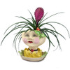 Victorian Lovelies Planter - Lady Petals Version