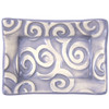 Textured Ceramic Soap Dishes