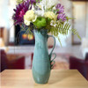 Orchid Green Pottery Collection: Tall Serving Jug