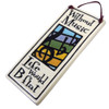 Ceramic Quote Plaque - Life Without Music