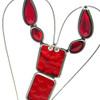 Lobster Heart Suncatcher
