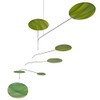 Green Forest Canopy Modern Mobile
