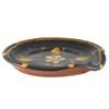 Terra Cotta Pottery Spoon Rest - Old Romany