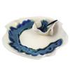 Hilborn Pottery Aurora Collection Chip & Dip Dish