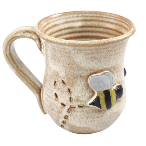 Busy Bees Stoneware Mug