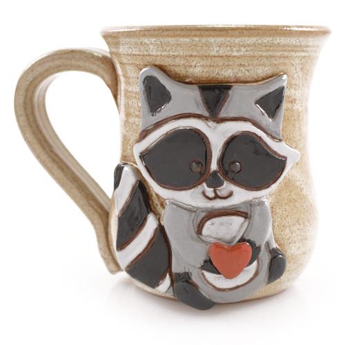 Love Bandit Stoneware Coffee Mug