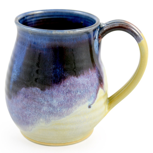 Wild Blackberry Pottery Collection: 22-oz Wide Coffee Mug