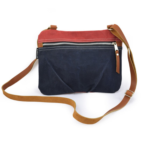 Durable Canvas Crossbody Bag