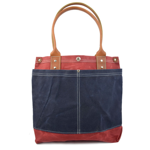 Heavy-Duty Canvas Tote Bag