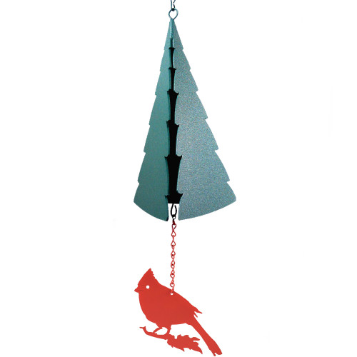 Large 3-Tone Forest Bell
