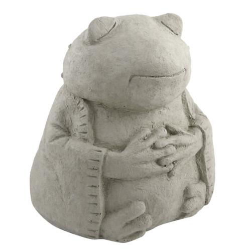 Concrete Buddha Frog