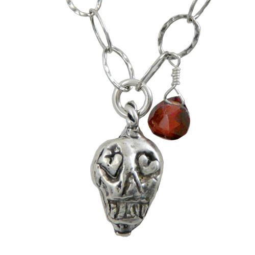 Day of the Dead/Dia Del Muerto Necklace