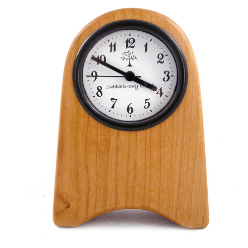 Shaker Inspired Desk Clock